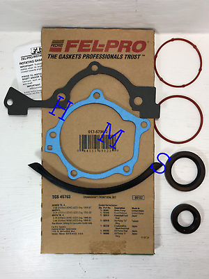Fel-Pro TCS45783 Crankshaft Front Seal Set