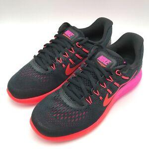 mujer running Lunarglide Zapatillas Negro de 8 Carmes Brillante Nike para UqYaIwH