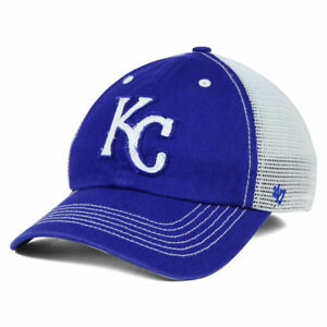 the latest e4f76 f8738 Image is loading Kansas-City-Royals-MLB-039-47-Brand-Taylor-