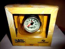 Black AutoMeter 5322 Gauge Mount Adapter 2 5//8 to 2 1//16