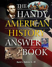 The Handy American History Answer Book by David L. Hudson (Paperback, 2015)