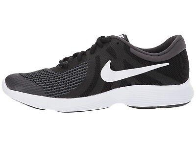 Nike Kids Revolution 4 (GS) Running Shoes 943309 006 BlackWhite | eBay