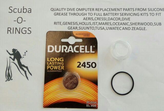 Mares puck pro dive computer premium battery replacement ...