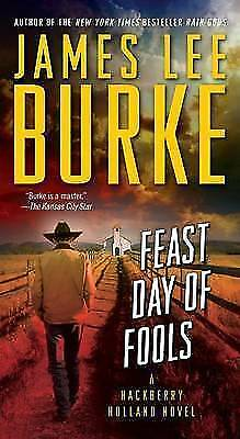 1 of 1 - Feast Day of Fools (Hackberry Holland)-ExLibrary