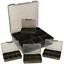 miniature 1 - Carp 4+1 Tackle Box - Tackle Box with 4 Bit Boxes Size 23x20x6cm