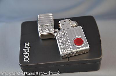 stunning ZIPPO Annual 2009 - Armor case lighter rare collectible lighter