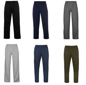 Slazenger-Open-Hem-Fleece-Pant-Tracksuit-Bottoms-Jogging-XS-S-M-L-XL-XXL-3XL-4XL