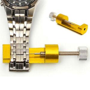 Intellektuell 69mm Länge Uhrenarmband Aus Metall Link Pin Remover Strap Adjuster-werkzeug Hot