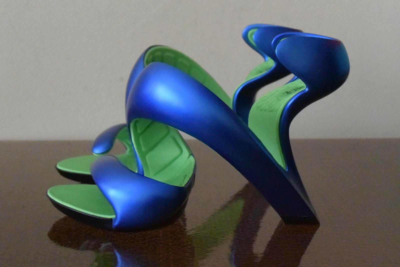 prezzi eccellenti Julian Hakes London Mojito blu     Lime verde  economico e di alta qualità