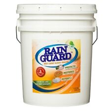Rainguard Wet Look High Gloss Water Sealer 5 Gal: Concrete, Stone, Brick, Wood