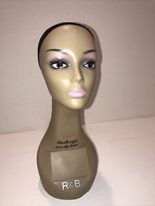 Realistic Mannequin Head For Wigs/jewelry/Hats(E&MP073N)