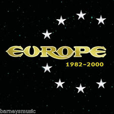 EUROPE 1982 - 2000 NEW SEALED CD GREATEST HITS VERY BEST OF THE FINAL COUNTDOWN