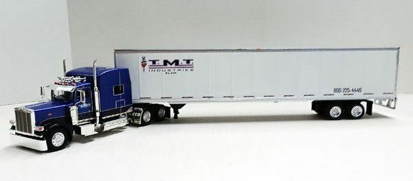TONKIN 1 53 SCALE TMT - PETERBILT 389 MODEL   BN   20010