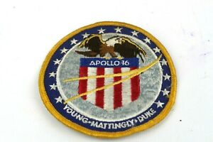 Vintage-Apollo-16-NASA-Patch-Young-Mattingly-Duke