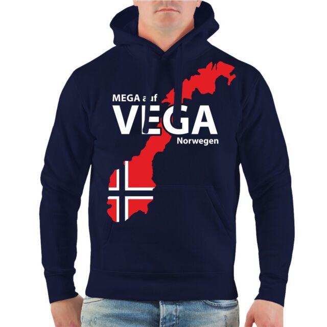 Kapuzenpullover Norwegen Angelurlaub Hoodie Angler Petri Heil Norway Hochsee