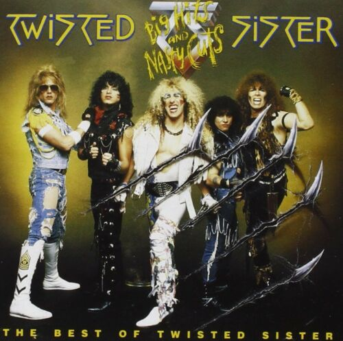 1 von 1 - Twisted Sister - Big Hits And Nasty Cuts - Best Of  / WARNER RECORDS CD 1992