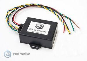 Details about BMW F10 F25 F30 F20 F15 NBT EVO retrofit navigation canfilter  emulator adapter