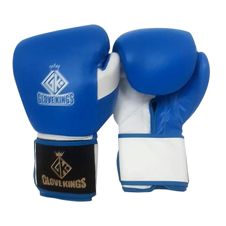 GK Guantoni Guantoni GK Da Boxe Migliore Qualità In Pelle MMA UFC Thai Boxe 12oz 14oz 16oz aada2b