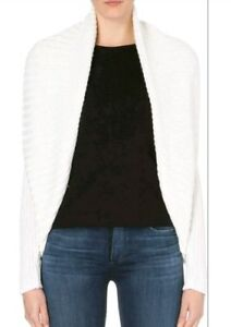 aaac53aba15700 Image is loading Ted-Baker-White-Collar-Chunky-Sweater-lambswool-Cashmere-