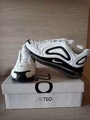 Nike air max 720 Bianche originali numero 42 | eBay