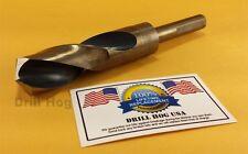 "1-1/16"" Drill Bit Silver & Deming Drill Bit COBALT Lifetime Warranty MADE IN USA"