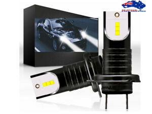 110W-30000Lm-H7-LED-Car-Headlight-Conversion-Globes-Canbus-Bulb-Beam-6000K-Kit