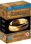 The Lord of the Rings The Motion Picture Trilogy Extended Edition Blu-ray RB New