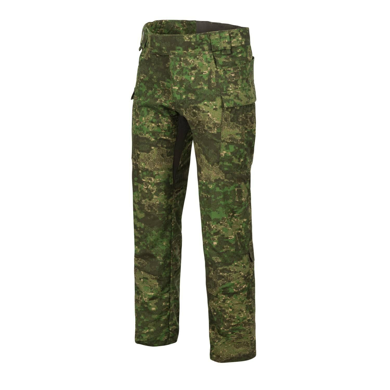 Helikon TEX mbdu trousers NYCO Ripstop pencott Wildwood Mimetico Pantaloni Outdoor