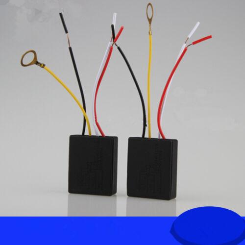2x 3-Wege-Touch-Lampe Sensorschalter Kontrolle Lampe Dimmer li