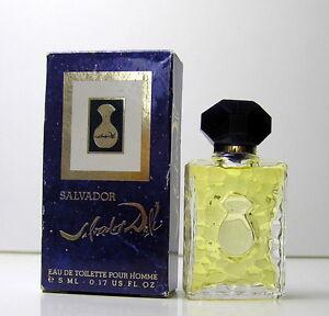 Salvador Dali Salvador pour homme Miniatur 5 ml Eau de Toilette - NRW, Deutschland - Salvador Dali Salvador pour homme Miniatur 5 ml Eau de Toilette - NRW, Deutschland