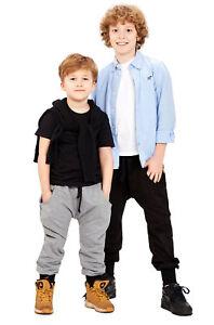 En Survêtement Pantalon Bouffant Sarouel Survêtement Loose Crotch Pantalon Kinderhose Easy-afficher Le Titre D'origine