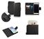 Custodia-UNIVERSALE-x-Blackview-A80-Pro-Cover-LIBRO-STAND-magnetica-portafoglio miniatura 1