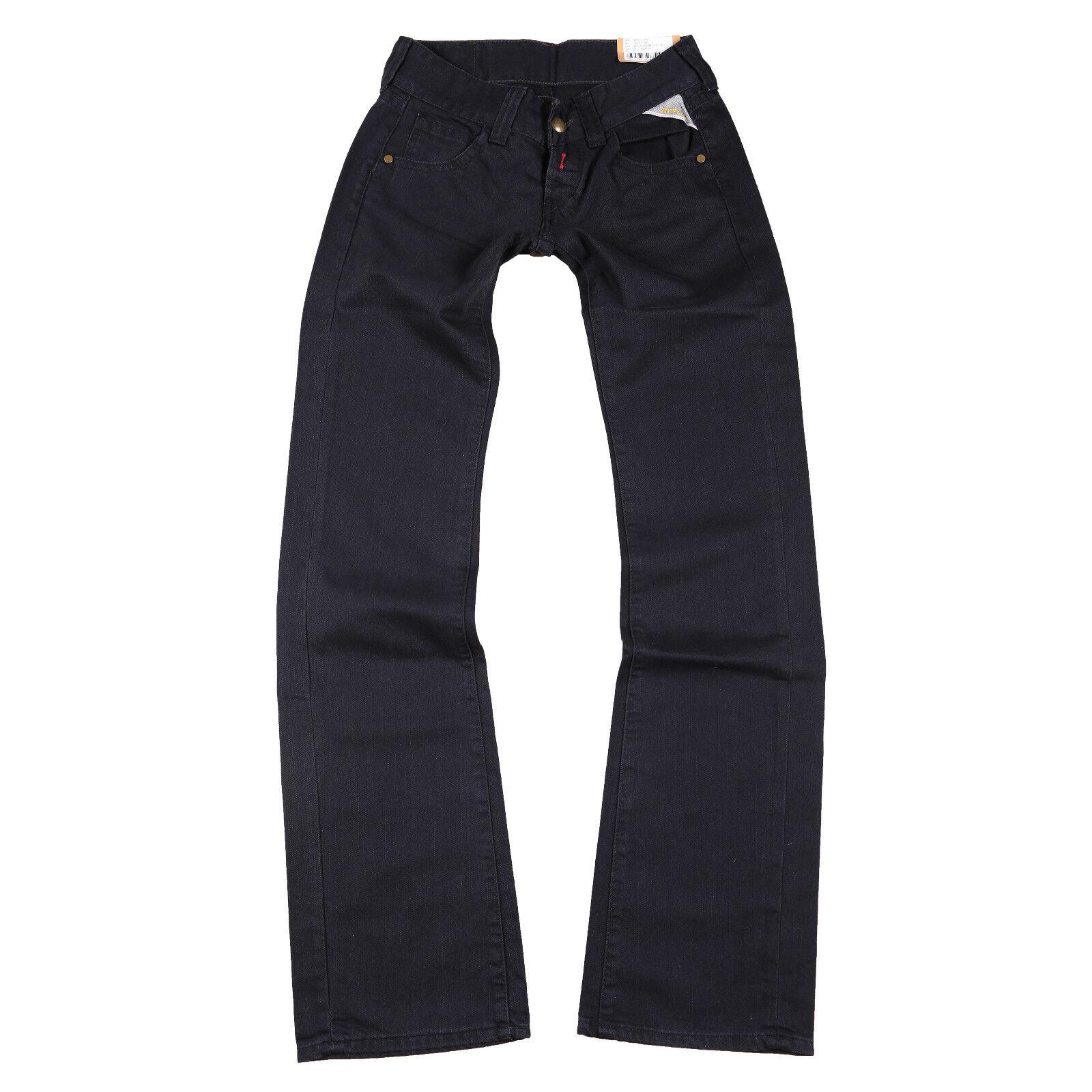 Nueva Replay Modelo - Wv 531 . 034 Pantalones Vaqueros de women black W 25L 34