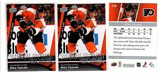 1X MIKA PYORALA 2009-10 Upper Deck #230 YOUNG GUNS RC Rookie Lots Available