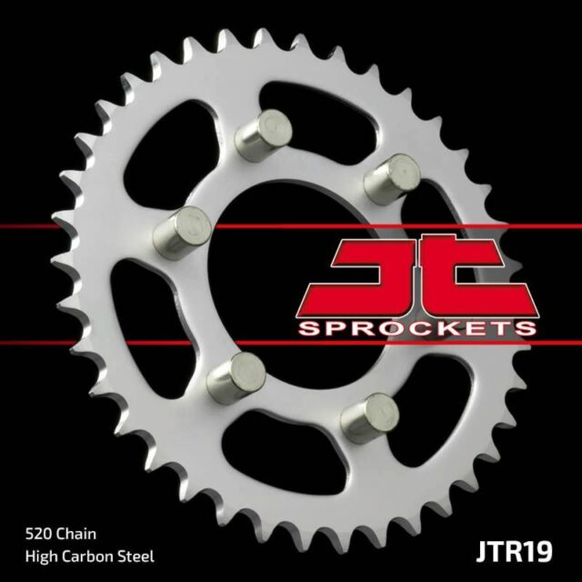Aprilia 125 AFI Sport Pro 92-93 JT Rear Sprocket JTR19 38 Teeth