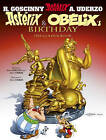 Asterix and Obelix's Birthday: The Golden Book, Album 34 by Rene Goscinny (Paperback, 2010)