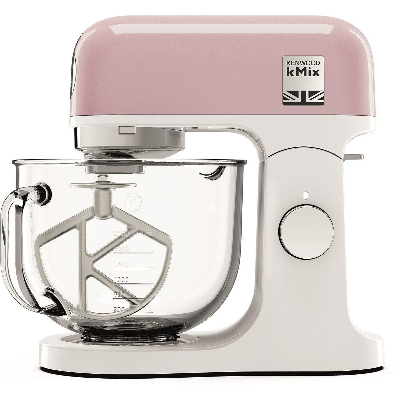 Image 1 - Kenwood KMX754PP K-Mix Stand Mixer - Pastel Pink