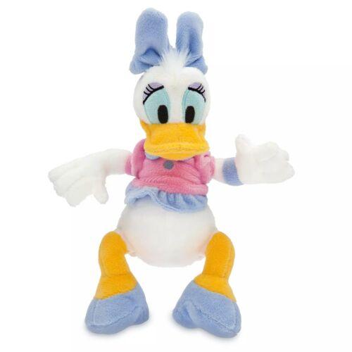 "Disney Store Daisy Duck Plush Toy Doll 9/"" Tall Stuffed Animal Kids Gift ~ New"