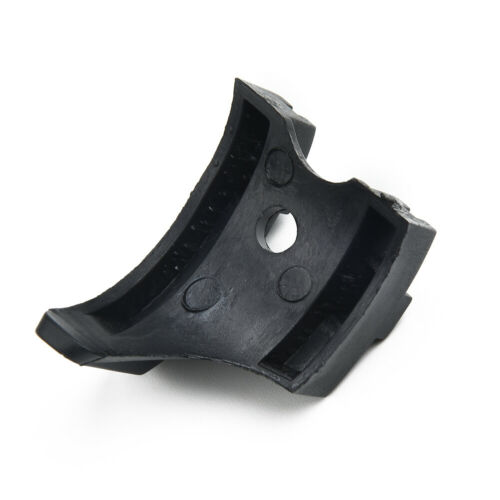 Cable Guide Holder Clamp Slot With Screw For Road Bike Bottom Bracket Plastic