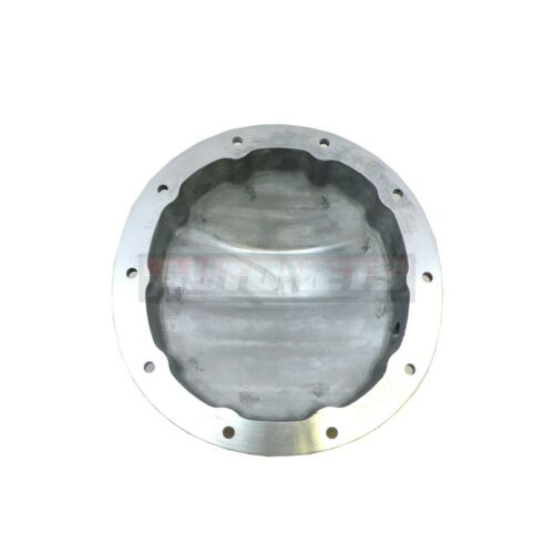 """64-up Polish Aluminum Differential Cover Chevy GM 8.5/"""" Ring Gear 10 Bolts+Gasket"""