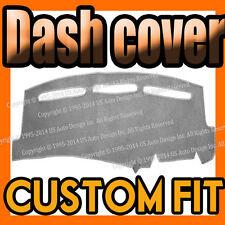 Fits 2005-2010 KIA SPORTAGE DASH COVER MAT DASHBOARD PAD / LIGHT GREY