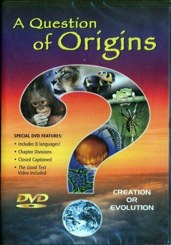 A Question Of Origins - DVD - Multiple Formats Color Digital Sound Dubbed Full