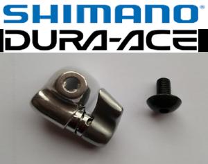 Shimano 67B 9100 extérieur down tube cable stops assemblée défets