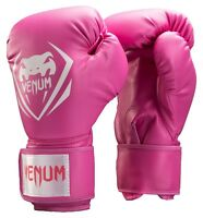 Venum Womens Contender Boxing Gloves - Pink