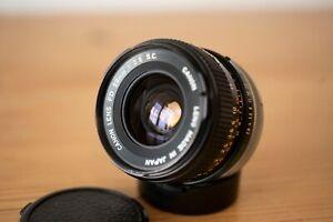 ???? Canon FD 28mm f/2.8 SC ????