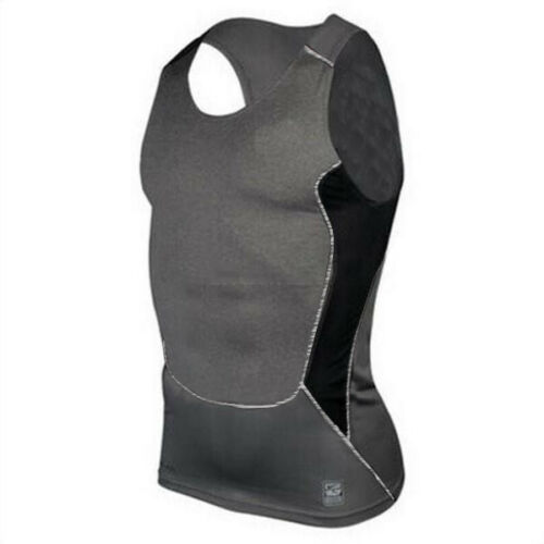 Men/'s Compression Under Base Layer Top Fitness Athletic Casual T-Shirt Vest