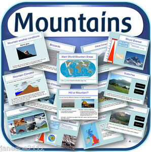 Ks2 geography topic mountains the mountain environment iwb image is loading ks2 geography topic mountains the mountain environment iwb gumiabroncs Image collections