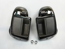 Harley Road King Electra Glide Touring FLHR Beinschild Verkleidung Lower Fairin