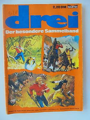Punisher 3 Insel der schmutzigen Dollars Bastei Comic Edition 72515