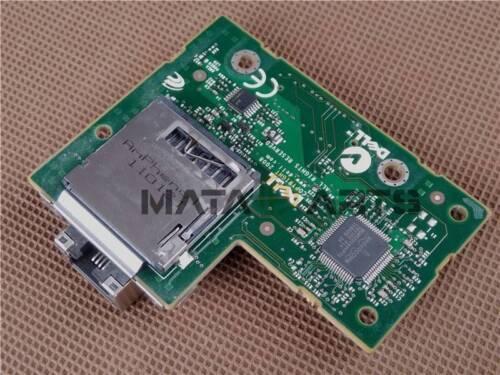 Dell R410 R510 R610 R710 DRAC6 K869T J675T Remote Access Card iDRAC6 Enterprise